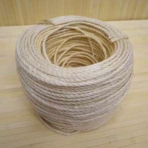 Сизалевая веревка – лучший материал для когтеточки